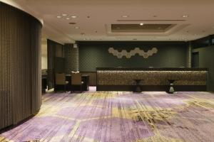 京都塔酒店大廳或接待區