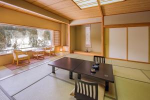 Tafeltennisfaciliteiten bij Ginzanso of in de buurt