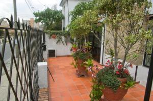 Патио или другая зона на открытом воздухе в Colombia At Home