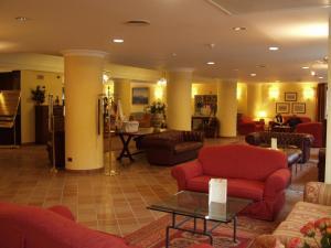 Hall o reception di Hotel Della Valle