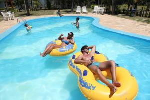 A piscina localizada em Acquamarine Park Hotel ou nos arredores