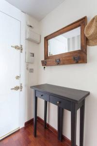 A kitchen or kitchenette at Apartamento Susana