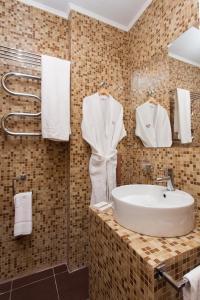 Ванная комната в AMAKS City-Hotel