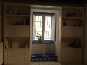A bunk bed or bunk beds in a room at Antico Vicolo