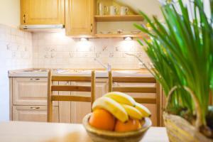 Kuchnia lub aneks kuchenny w obiekcie Willa Weronika