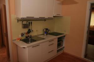 Кухня или мини-кухня в RedBerry
