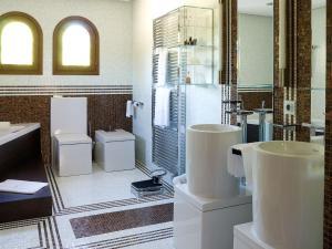 A bathroom at Boutique Hotel La Madrugada