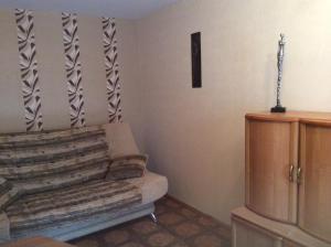 Гостиная зона в Апартаменты Золотодолинская 21