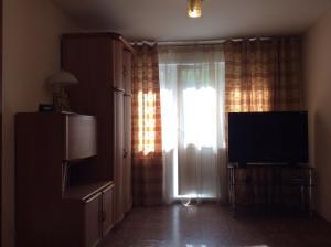 Телевизор и/или развлекательный центр в Апартаменты Золотодолинская 21