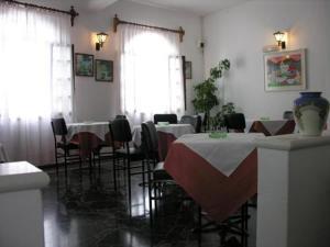 Restaurant ou autre lieu de restauration dans l'établissement Atlantis Hotel