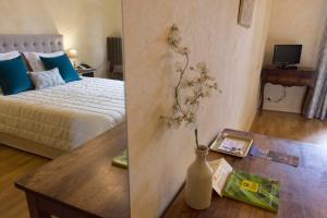 Un ou plusieurs lits dans un hébergement de l'établissement Les Hospitaliers