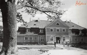 Отель Дом Лесника зимой