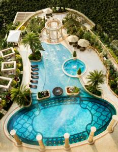 A view of the pool at The Langham, Shenzhen or nearby