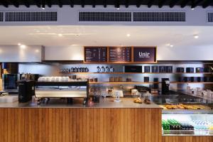 A kitchen or kitchenette at INNSOMNIA akasaka