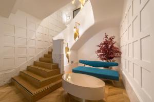 A bathroom at Vincci Centrum