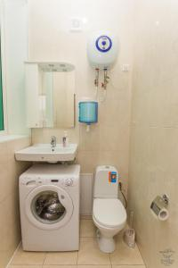 Ванная комната в Simple EveRest hostel