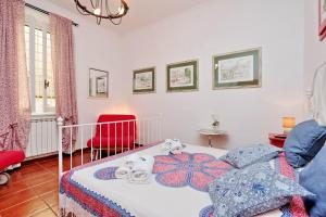 A room at A&G 96 Guest House