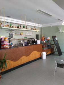 Лаундж или бар в Hotel Faro