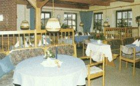 A restaurant or other place to eat at Landgasthof Köhlbarg