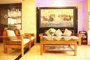 Гостиная зона в Golden Beach Nha Trang