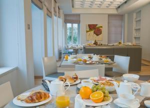 Завтрак для гостей Hotel Di Varese