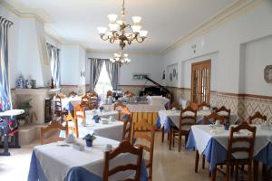 A restaurant or other place to eat at Hotel Smart