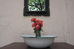 Ein Badezimmer in der Unterkunft Casa Seibel