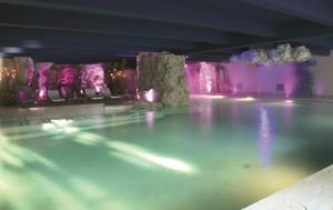 The swimming pool at or near Hotel Regina Palace
