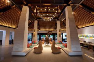 The lobby or reception area at Holiday Inn Resort Baruna Bali, an IHG Hotel
