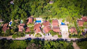A bird's-eye view of Hotel Ilhasol