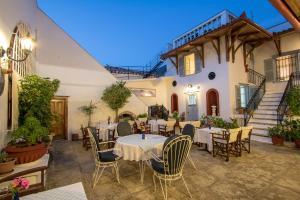 Εστιατόριο ή άλλο μέρος για φαγητό στο Achilleas Pension