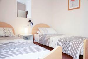 Кровать или кровати в номере Casa Lanjaron B&B