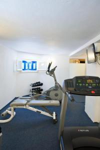 Salle ou équipements de sports de l'établissement Yiannaki Hotel