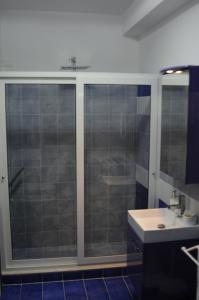 A bathroom at Badinomare