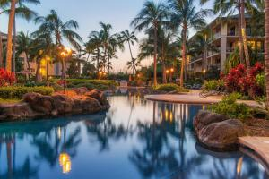 The swimming pool at or near Koloa Landing Resort at Po'ipu, Autograph Collection