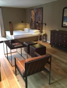 A room at Strandhotel Margaretha