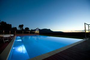 The swimming pool at or near Meringa Springs