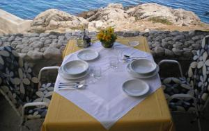 A restaurant or other place to eat at Guest House Hazdovac