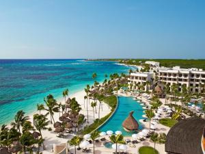 A bird's-eye view of Secrets Akumal Riviera Maya - Adults Only