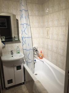 Ванная комната в Apartment Frunze 23