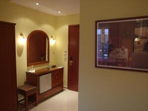 Ένα μπάνιο στο Ξενοδοχείο Αύρα