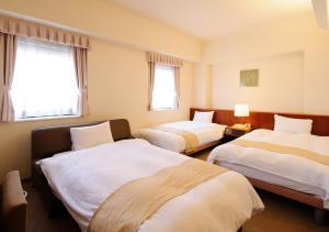 A room at Chisun Hotel Kobe