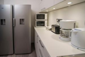 Cucina o angolo cottura di Hostel Sol