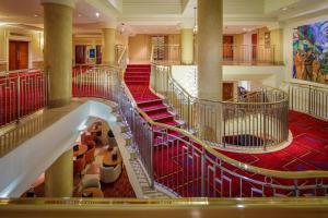 The kid's club at Hilton London Paddington