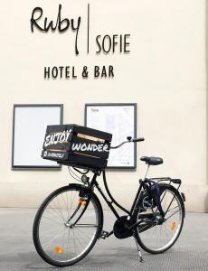 רכיבה על אופניים ב-Ruby Sofie Hotel Vienna או בסביבה