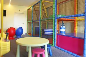 The kid's club at Ara Dune Hotel