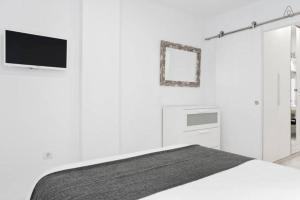 En tv och/eller ett underhållningssystem på Victoria 16