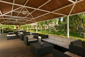 A restaurant or other place to eat at Iberostar Punta Cana
