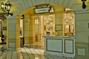 The lobby or reception area at Paris Las Vegas Hotel & Casino