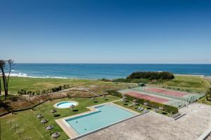 Uma vista da piscina em Axis Ofir Beach Resort Hotel ou nas proximidades
